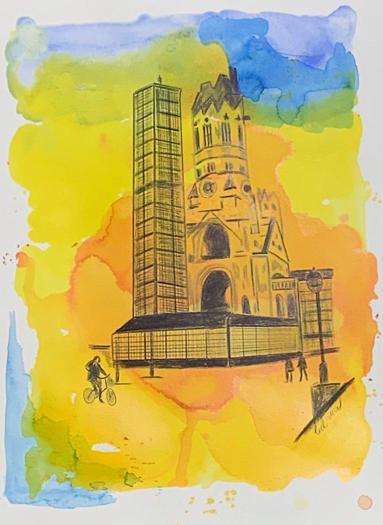Berlin Gedächtniskirche