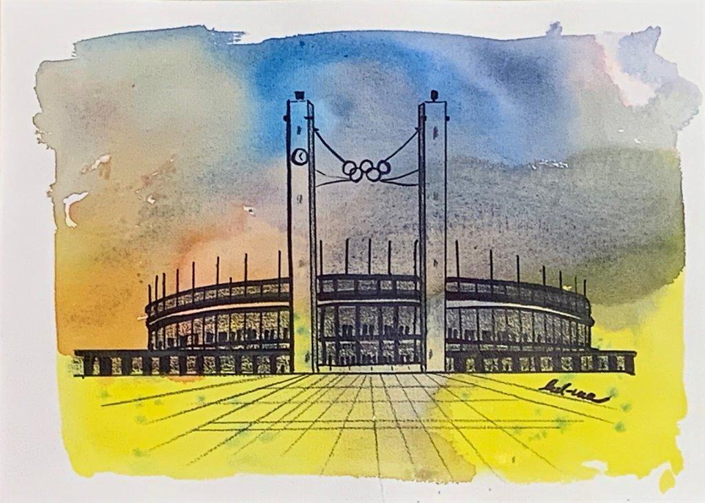 Berliner Olympiastdion